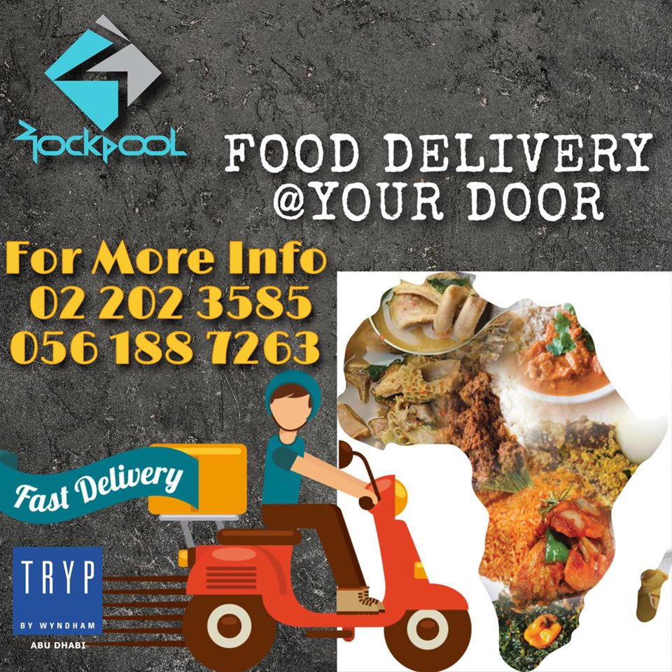 Food delivery Abu Dhabi