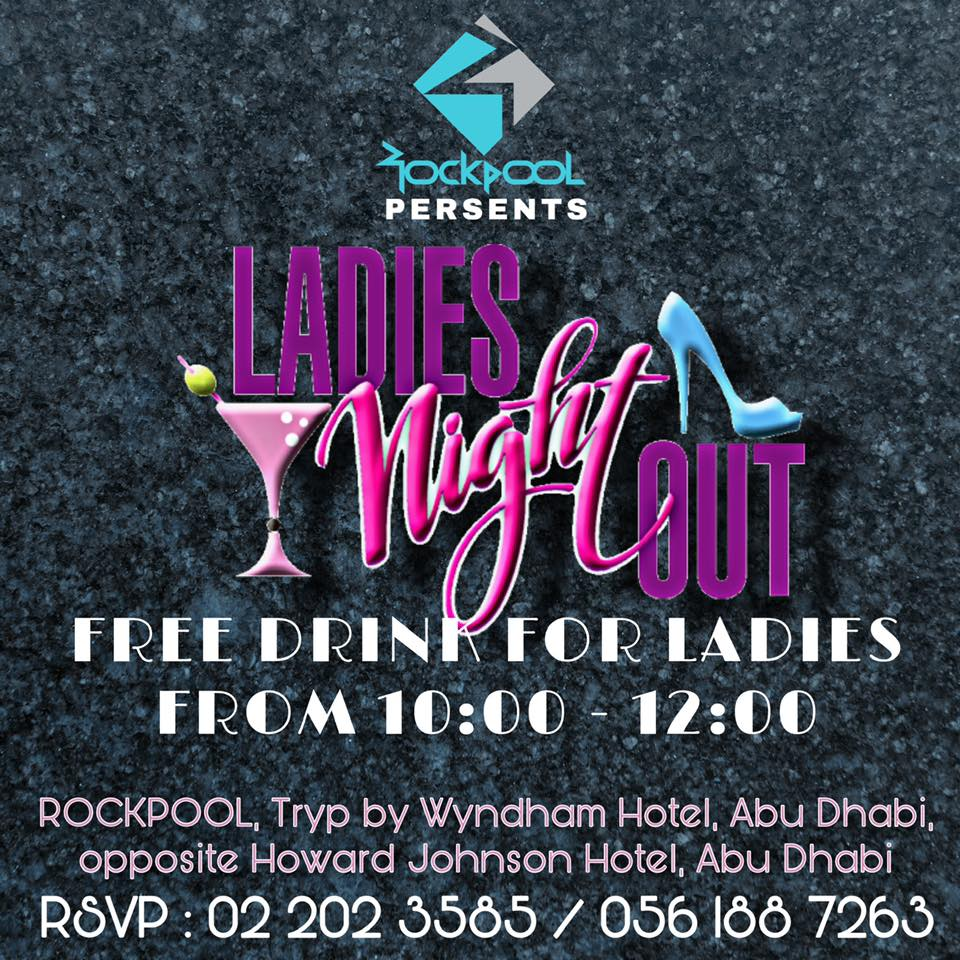 Ladies Night Free Drink